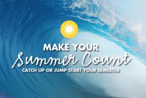 5 Reason Why You Should Take Summer Classes at GVSU