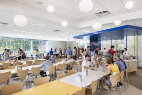 6 Tips for Eating Healthy at Penn State's Dining Halls