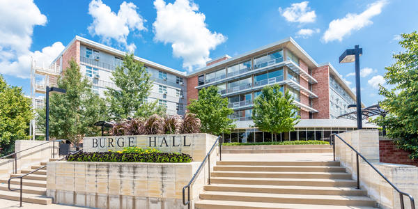 5 Things to Know About Burge Hall at University of Iowa