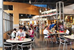 7 Delicious Foods at UC's Dining Hall