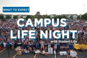 5 Reasons to Go to Campus Life Night at GVSU