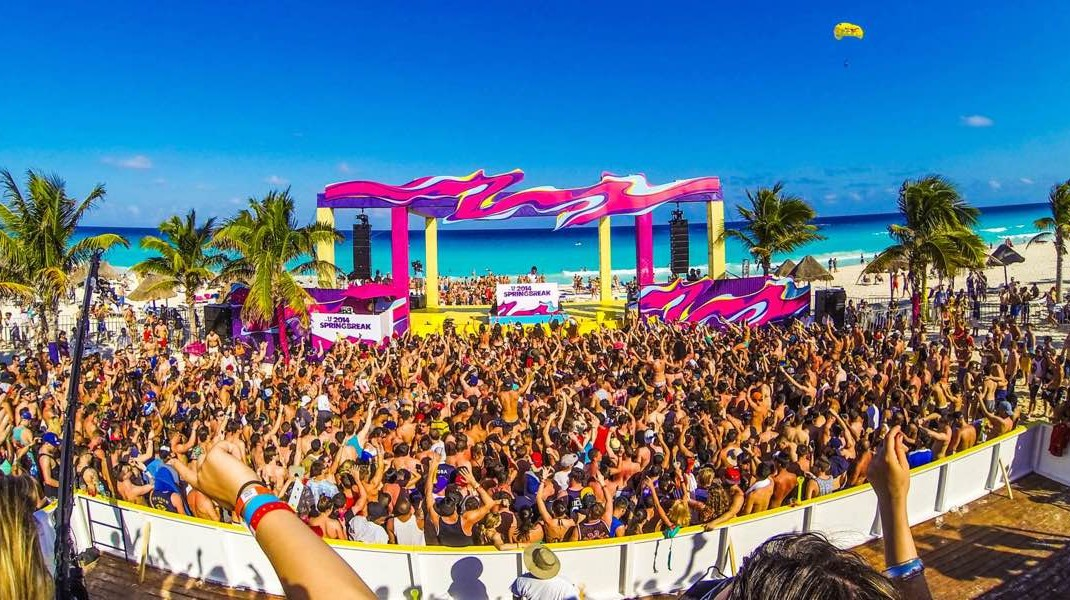 Top 5 Spring Break Destinations for ASU Students