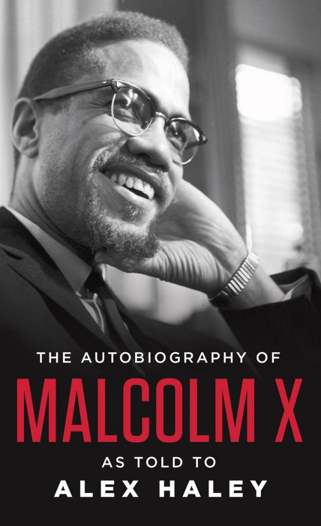 example og autobiography book for malcolm X