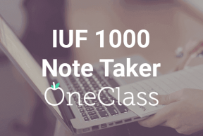 Become a Note Taker for IUF 1000 at the University of Florida