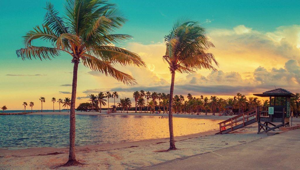 picturesque beach