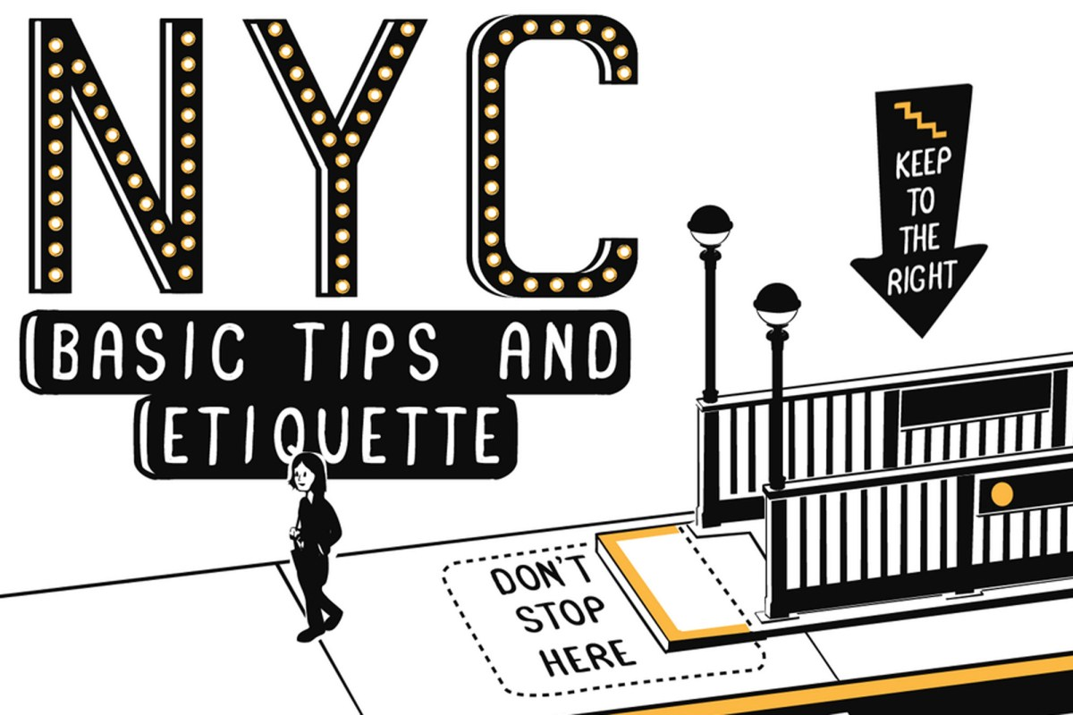 Basic NYC Etiquette every NYU students needs to know