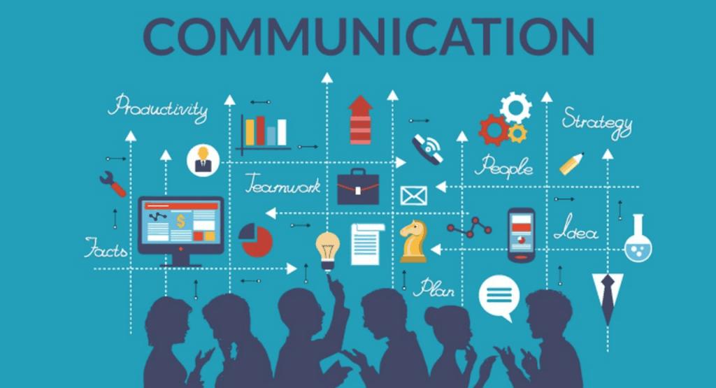 different communication ways