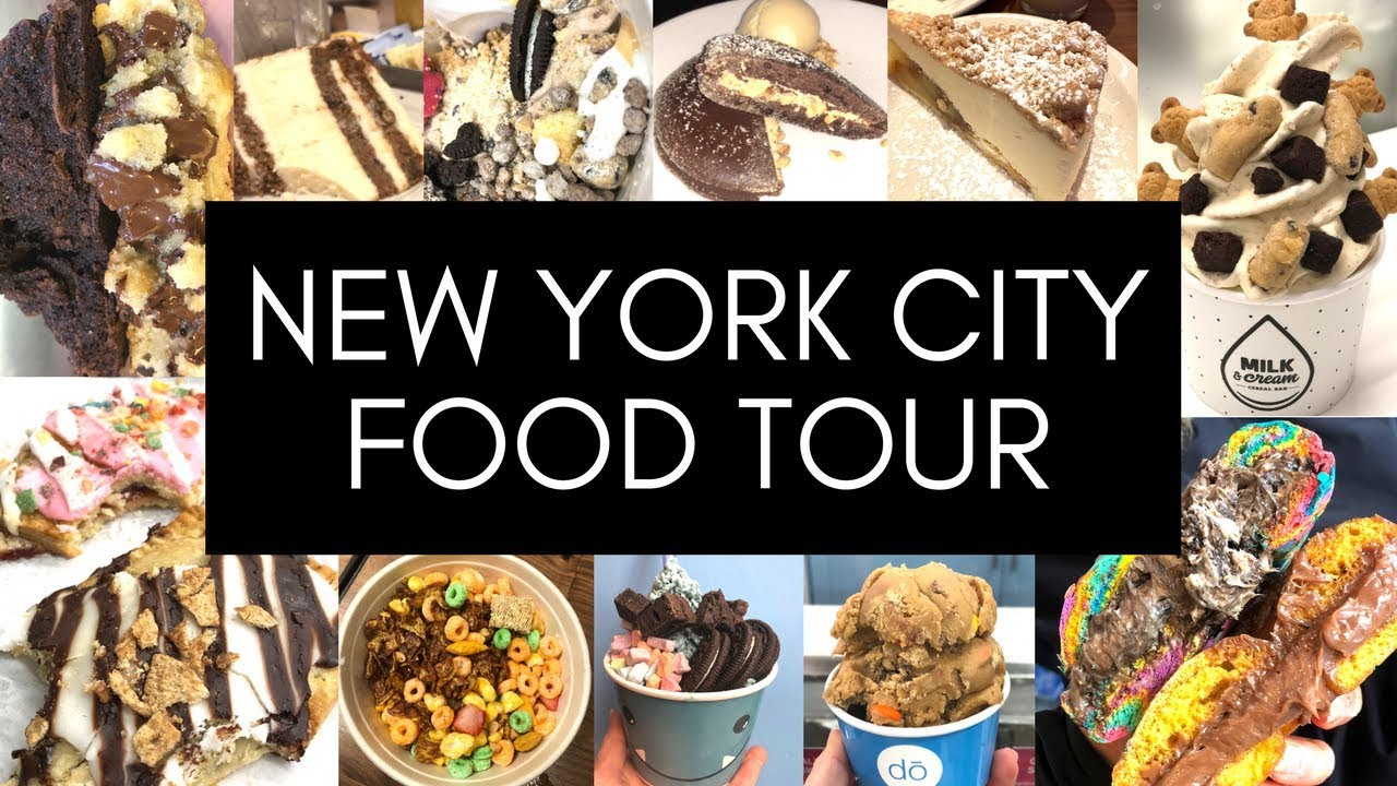 Some of the best foods NYU students should try