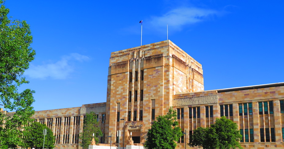 10 Easy Units at the University of Queensland