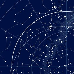 map of constellations