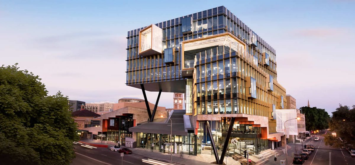 10 Easy Units at the University of Newcastle