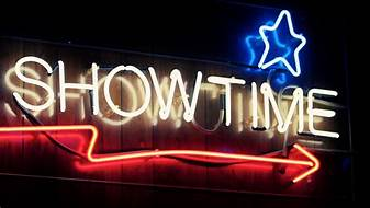 Picture of LED showtime