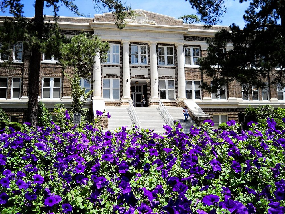 University Office at Stephen F. Austin State University