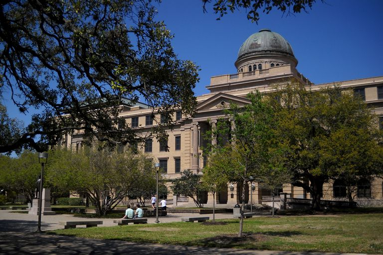 10 of the Easiest Courses at TAMU