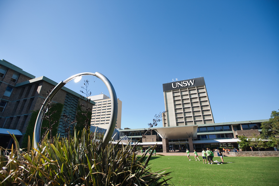 10 Easy Units at UNSW