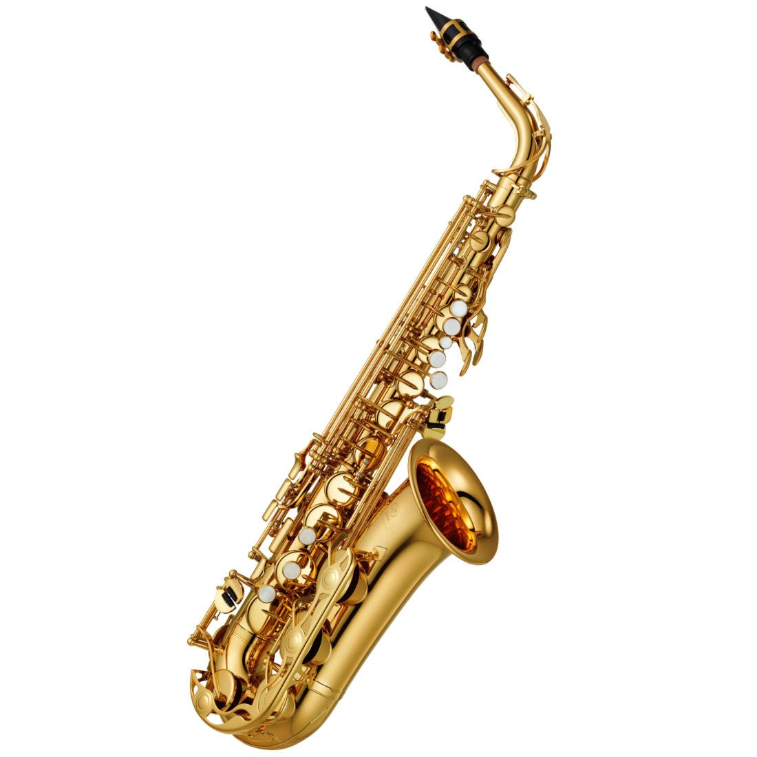 This image is a saxophone, one of the most well-known instruments used in Marching Band.
