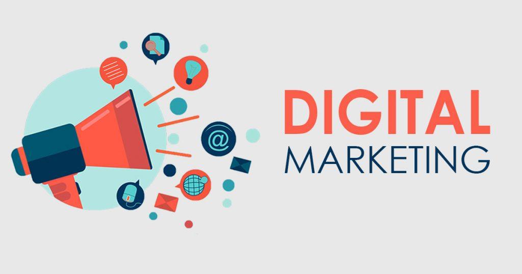 An illustration for digital marketing.