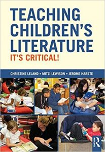 A book that might be used for classes that focuses on Children's literature