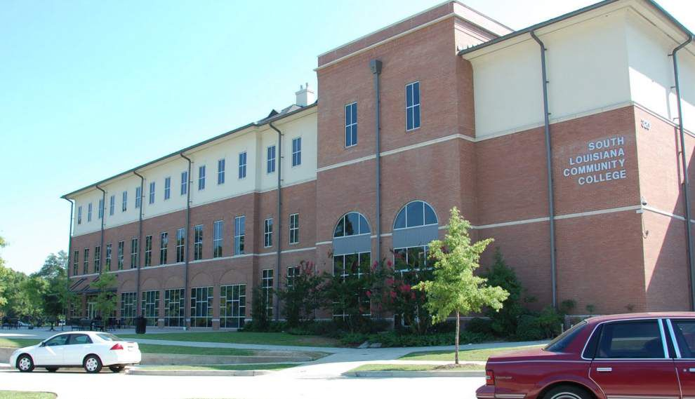 An image of SLCC campus