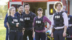 FBI agents from the television show
