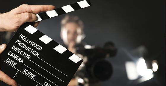 Film and camera.