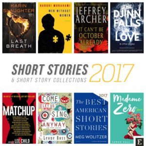 Some of the short stories released in 2017