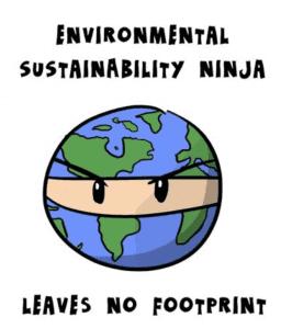 Environmental sustainability ninja
