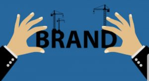 An image of the word brand.