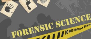 An image representing forensic science evidence.