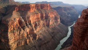 An overview image of the Grand Canyon.