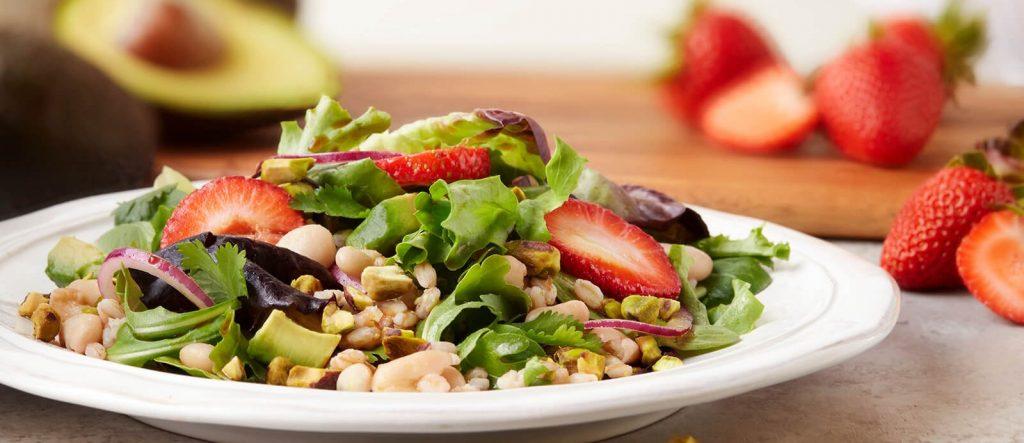 An image of a salad.