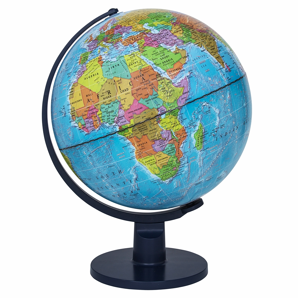 This image is of a globe, which connects directly to the history of the world.