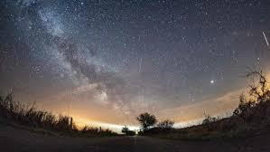 Photo of the stars