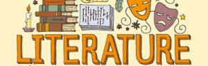 Graphic design of literature
