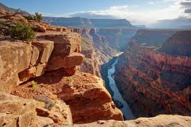 A picture of the Grand Canyon