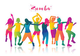 An image of the Zumba logo.