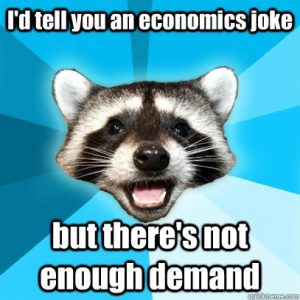A short but funny economics joke