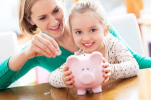 Learn about the different ways to make you and your family's piggy bank full!
