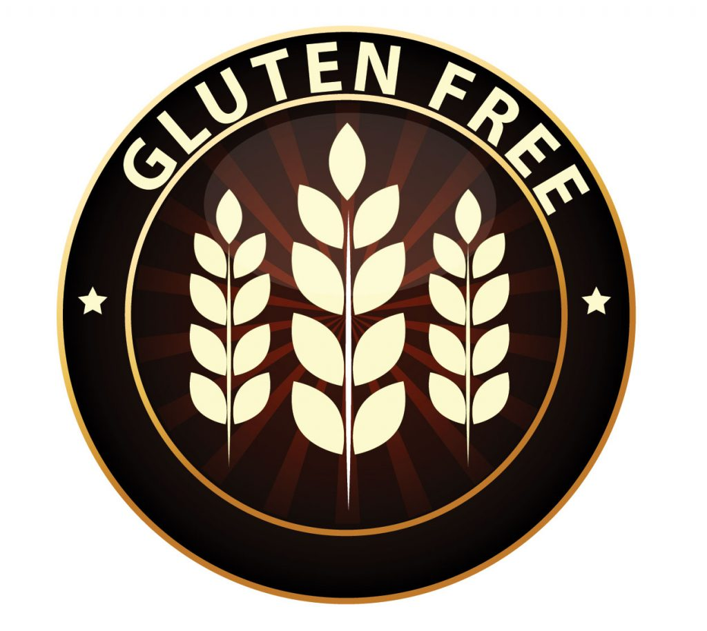 Gluten-Free alternate food seal.