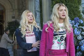 This is an image from the movie White Chicks.