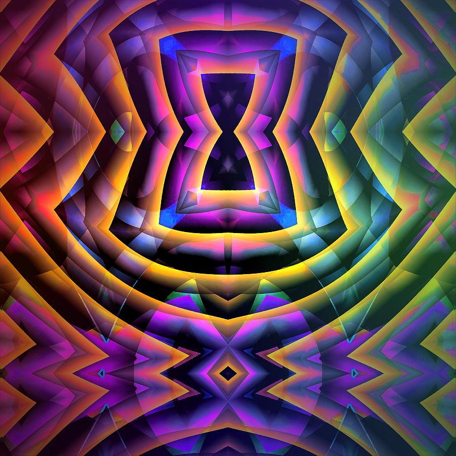 An image of an abstract art-piece.