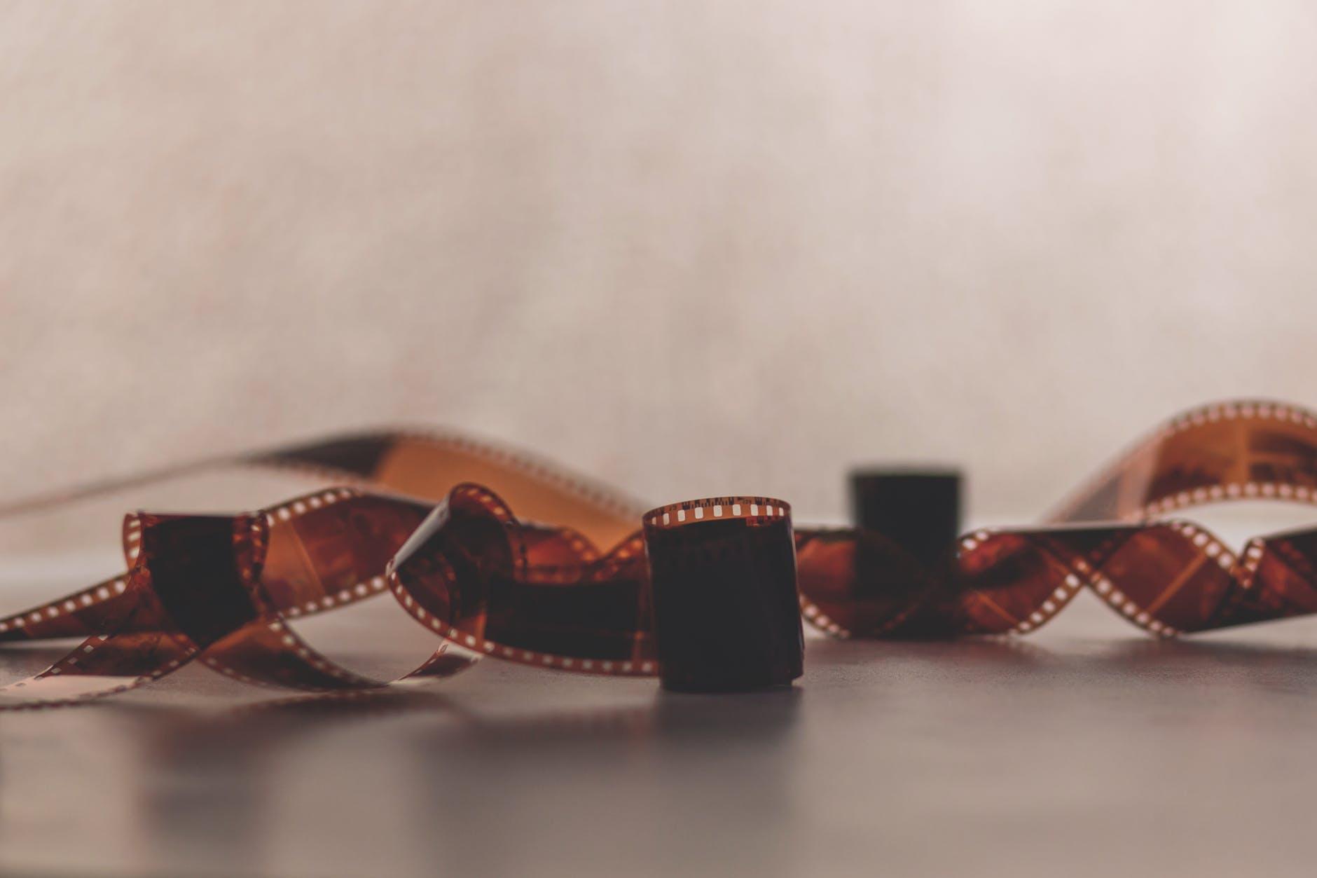 a roll film