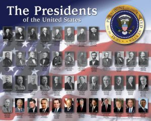 Presidents of the United States before the current president Donald Trump