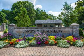 Top 10 Professors at the University of Kentucky
