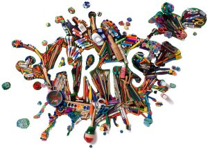 An image of the word arts.