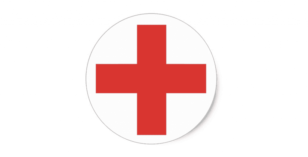 logo for red cross