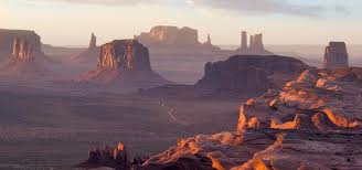 This is a well known and easily recognized image of the Arizona landscape.
