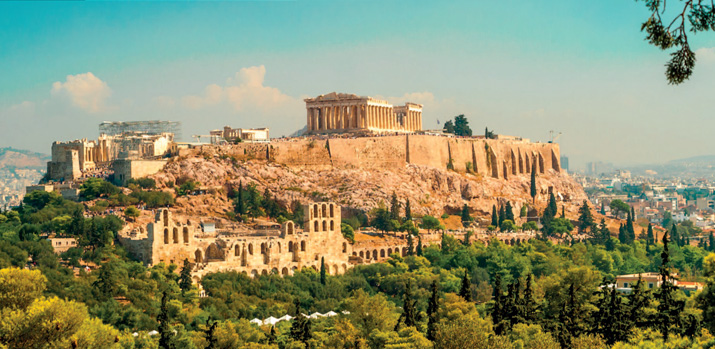Image of Ancient Greece.