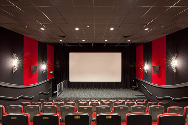 This image is of a theater that students will learn to command in this course.