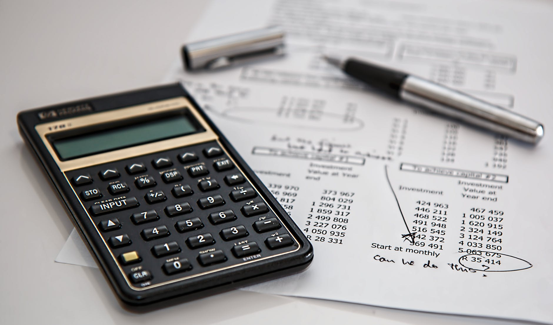 Being able to do quick and accurate calculations is an essential part of business